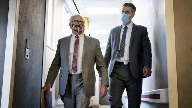 Imponen una orden de 'mordaza' a los abogados en el caso de George Floyd