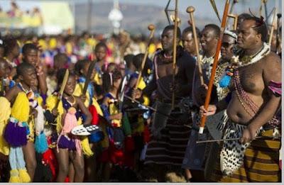 Budaya negara Afrika Selatan