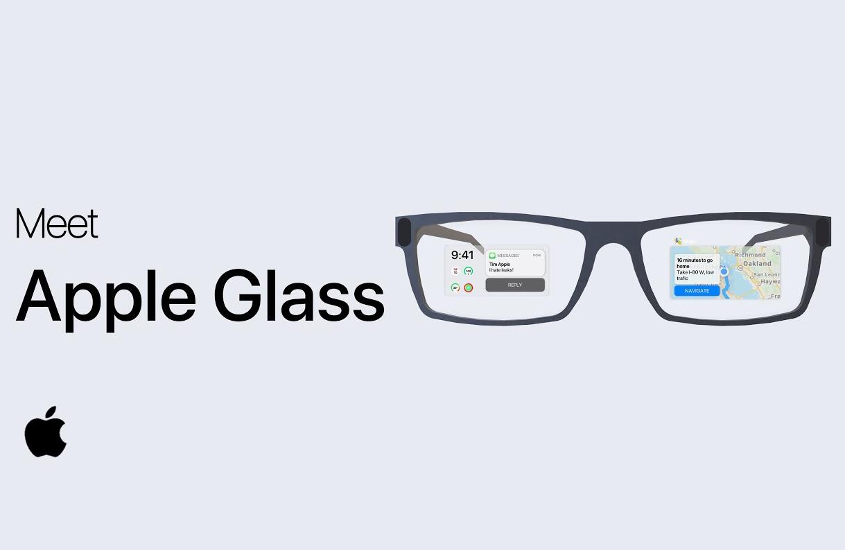 Meet Apple Glass Concept