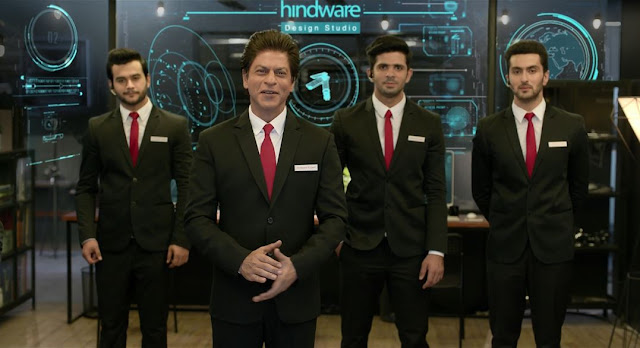 Hindware launches 'Start with the Expert' TVC Campaign with Brand Ambassador Shah Rukh Khan