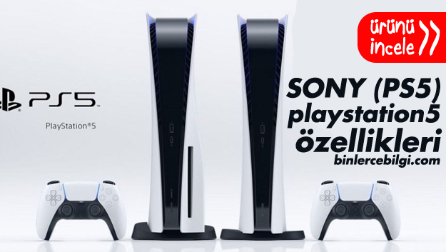 Sony Playstation 5 fiyatı, Sony PS5 teknik özellikleri, çıkış tarihi, ps5 ne zaman çıkacak, türkiye fiyatı en ucuz ne kadar olacak? ön sipariş verme, maliyeti ne kadar?