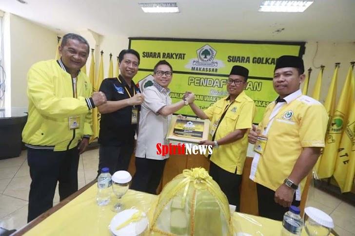 UQ, Balon Walikota Makassar Berharap Golkar Mengusung Dirinya