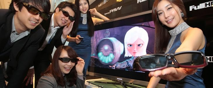 What is 3D TV?