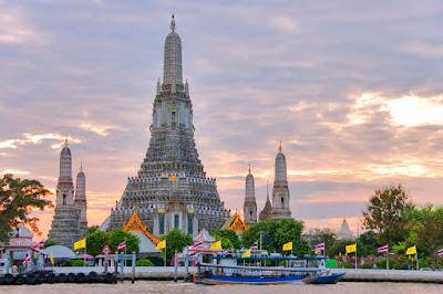 Paket Tour Wisata Bangkok Pattaya 4D 2019