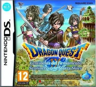 Rom Dragon Quest IX Sentinels of the Starry Skies 3DS