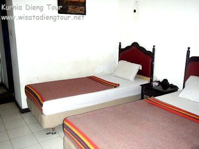 kamar standar hotel bhima wonosobo