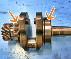 cara+mengganti+laher+mesin+diesel