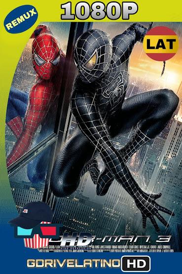 El Hombre Araña 3 (2007) BDRemux 1080p Latino-Ingles MKV