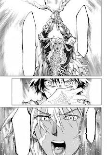 Fate/Grand Order ~turas réalta~ vol. 3, de Takeshi Kawaguchi.