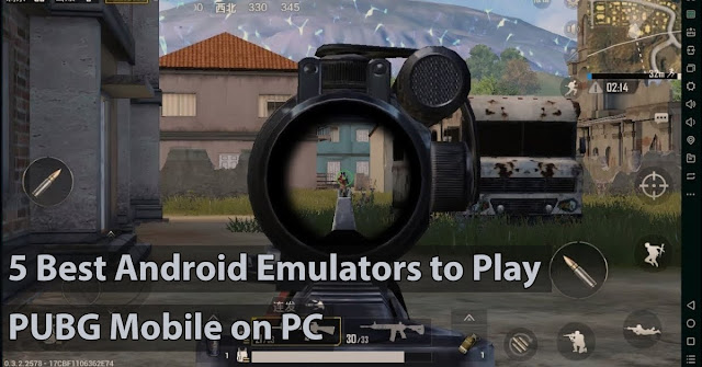 5 Best Android Emulators to Play PUBG Mobile on PC - Mystery Techs