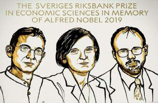 Esther Duflo Michael Kremer and Abhijit Banerjee Wins the 2019 Nobel Price In Economics