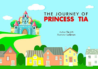The Journey of Princess Tia (Author Interview)