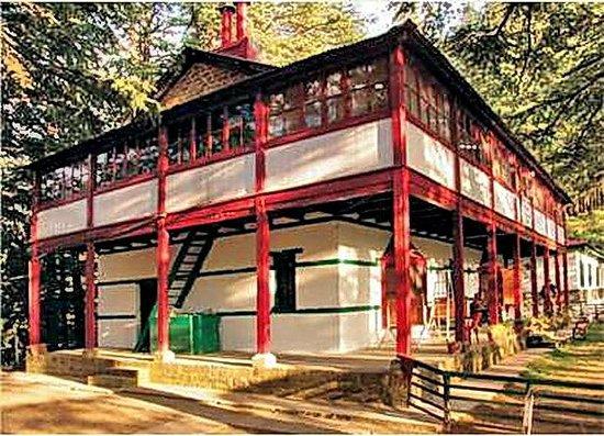 Urusvati Himalayan Folk Art Museum Naggar