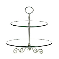 wayfair tiered cake stand