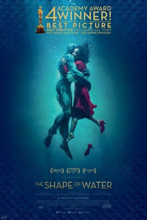 Jadwal THE SHAPE OF WATER di Bioskop