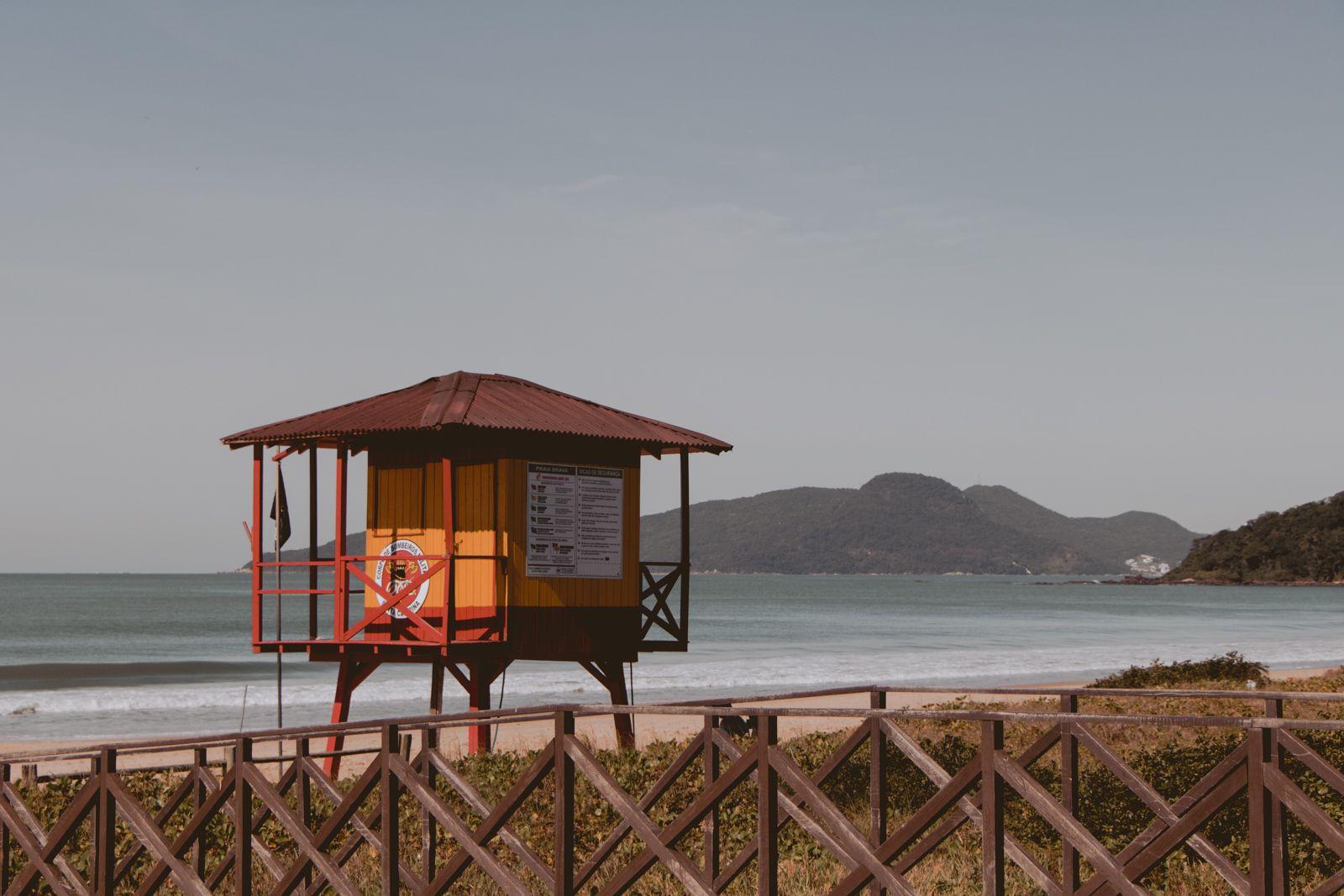 praia Navegantes - SC