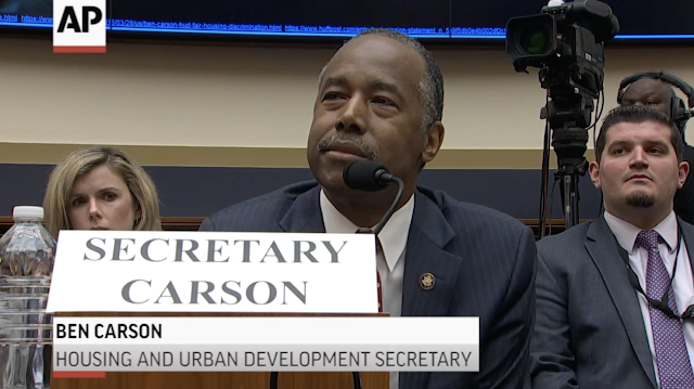 Democrats attack Ben Carson for stripping illegal immigrants of federal housing assistance