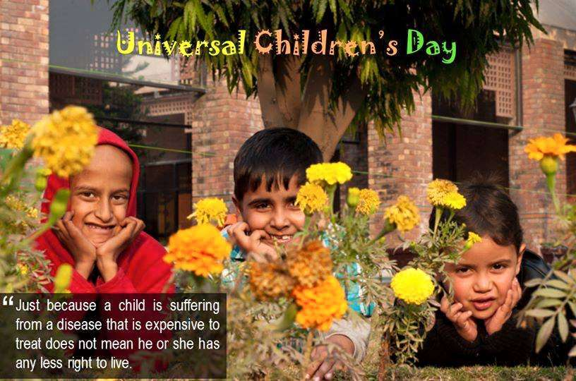 Universal Children's Day Wishes