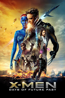 X Men Days OF Future Past 2014 Dual Audio 1080p BluRay