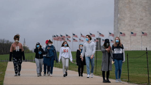 The United States overtook China on Thursday afternoon as the country with the most confirmed infections of covid-19, according to data from Johns Hopkins University. US health authorities had reported 82,400 cases when China, where the virus spread globally, was still at 81,800 on Thursday afternoon. The United States also reported its worst day in terms of deaths with 230 deaths from the new coronavirus to touch 1,300 in total.