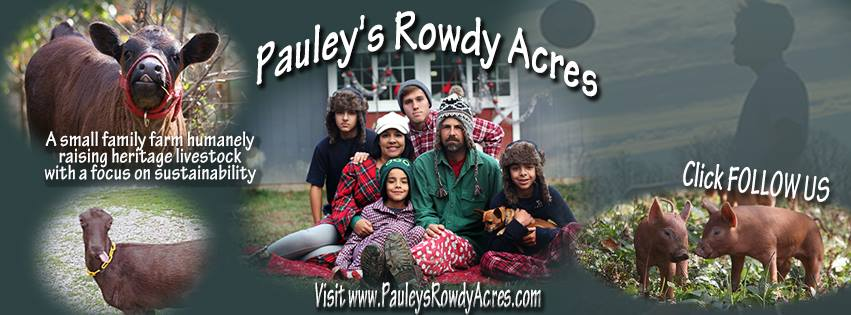 Pauley's Rowdy Acres