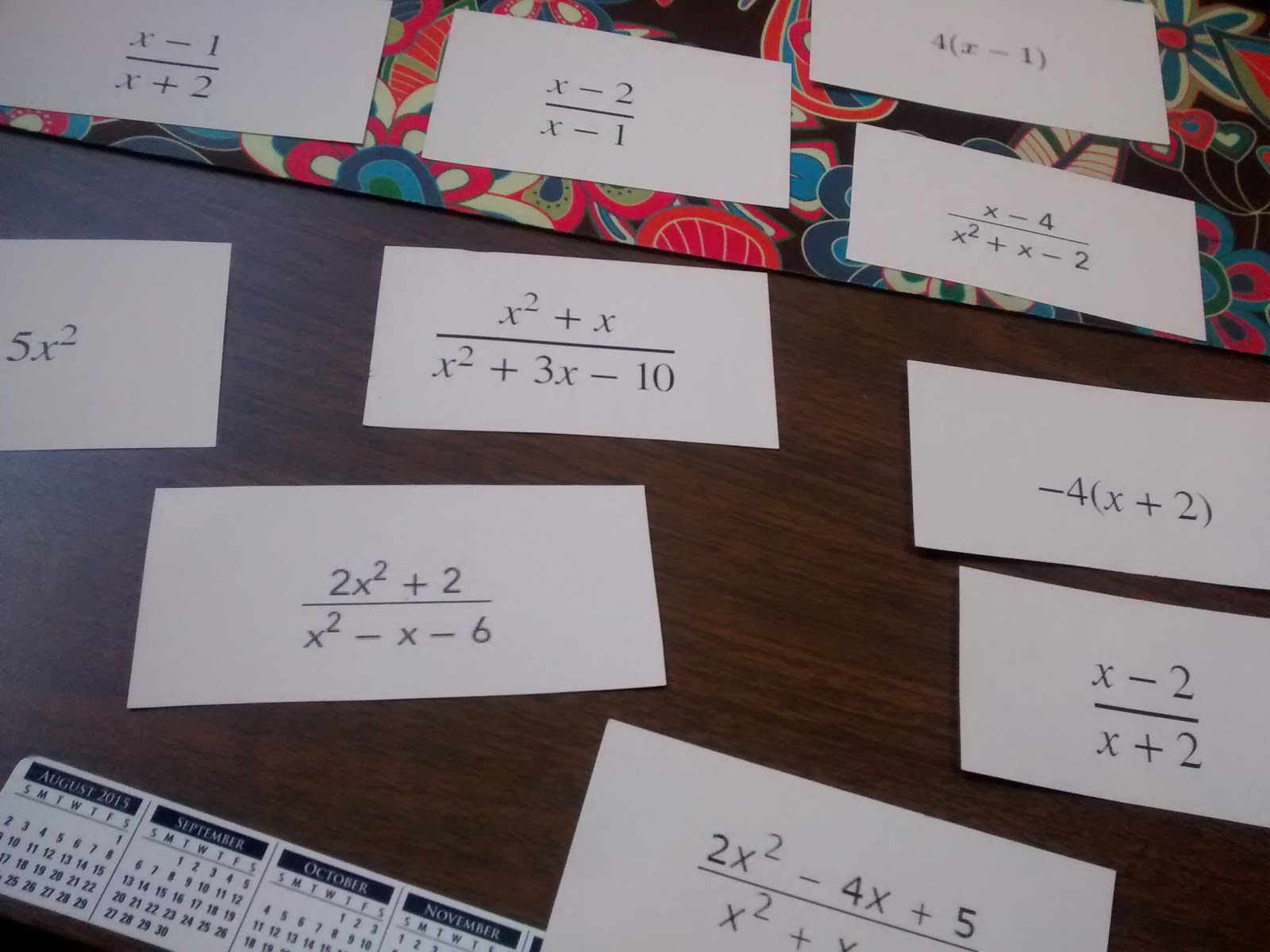 Math Love Rational Expressions Question Stack