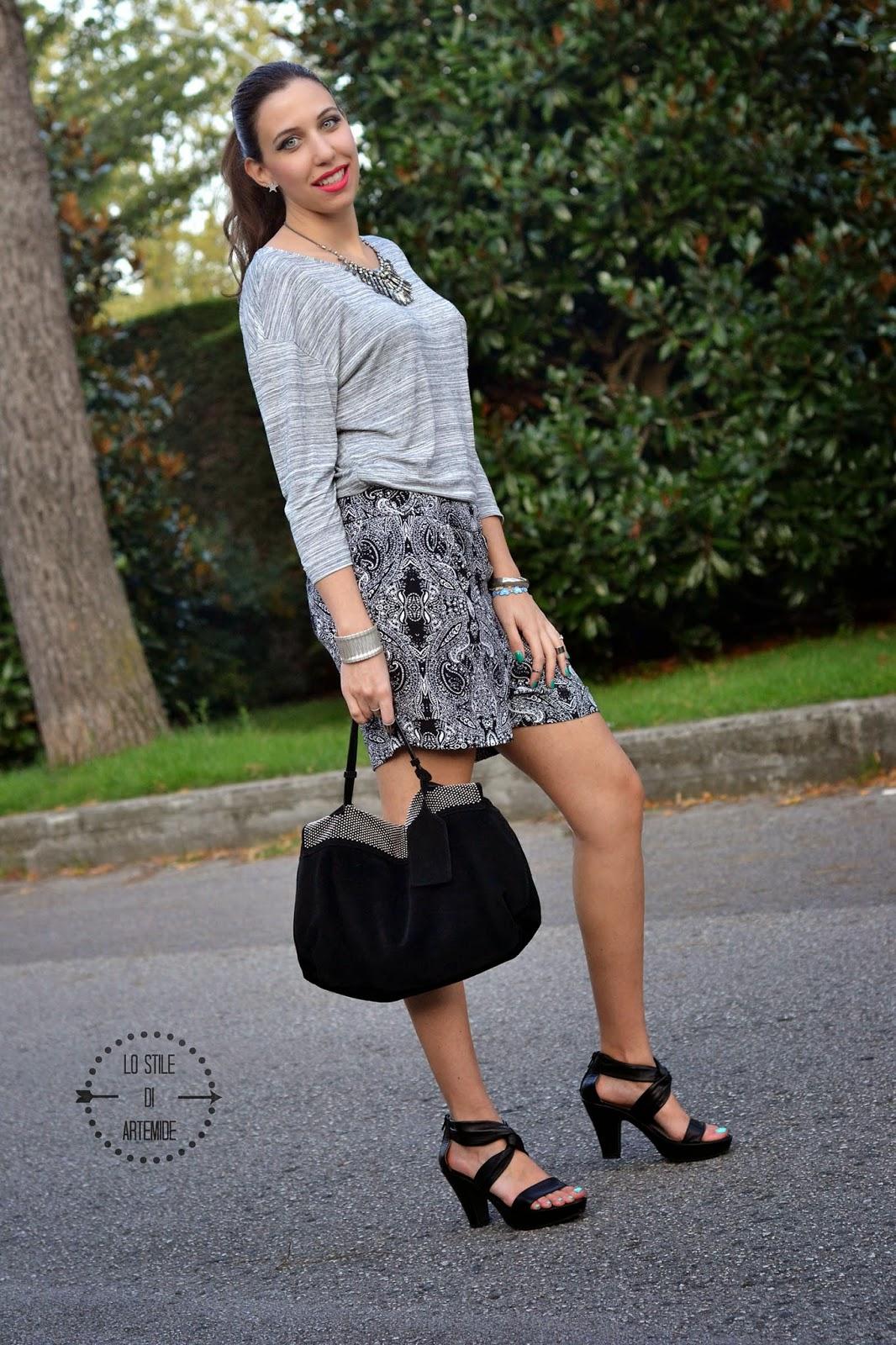 pantaloncini da donna