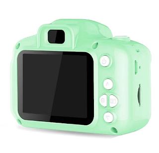 Kamera Sebagai Hadiah untuk Liburan