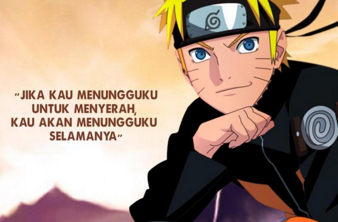 Gambar Kata Kata Naruto Sedih Cikimm Com
