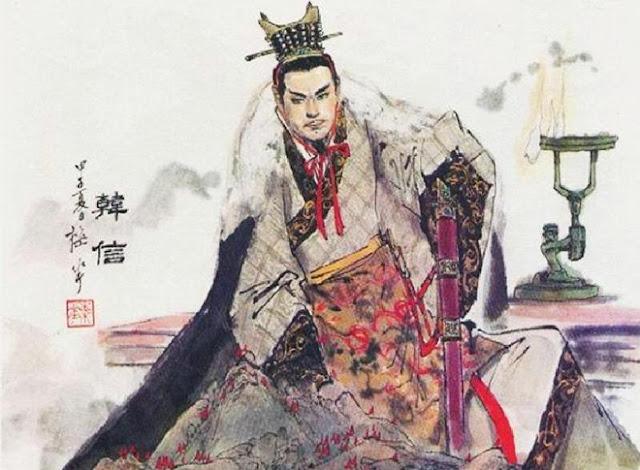 An sao tử vi: Nhân vật Hàn Tín trong lịch sử Trung Hoa