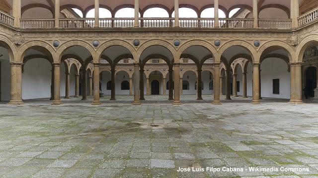Hospital Tavera, em Toledo, Espanha