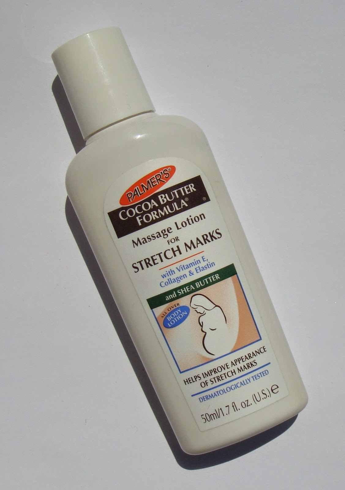 Little White Truths Palmer S Cocoa Butter Formula Massage Lotion