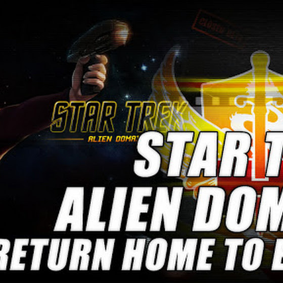 Star Trek Alien Domain ★ To Return Home To Earth
