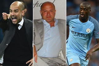 African shamans, Will Guardiola ever win the champions league after Yaya Toure agent laid caurse on him