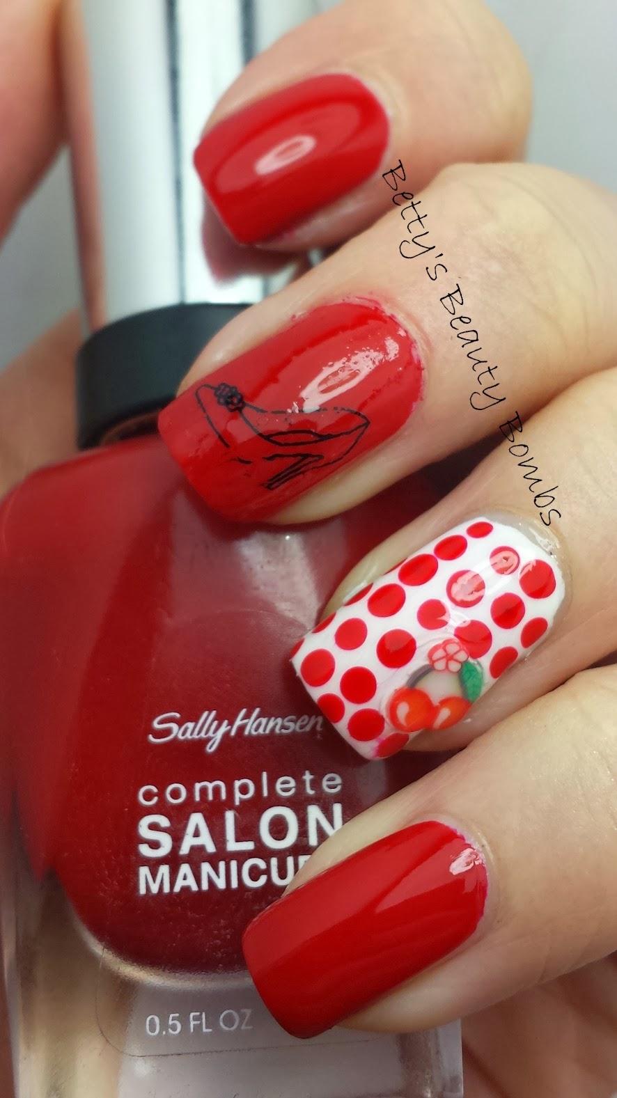 Sally Hansen Red My Lips