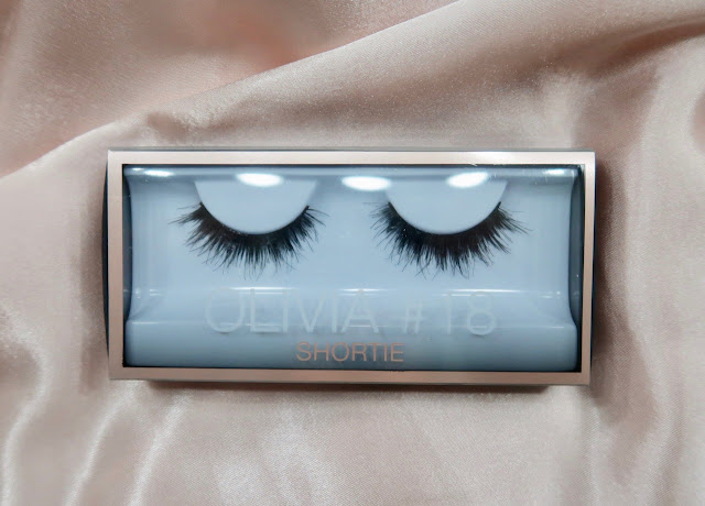 e3d828c3b3a The only set available at Sephora Philippines was Olivia #18, inspired by  beauty queen, Olivia Culpo; Olivia loves wearing medium thickness lashes  that ...