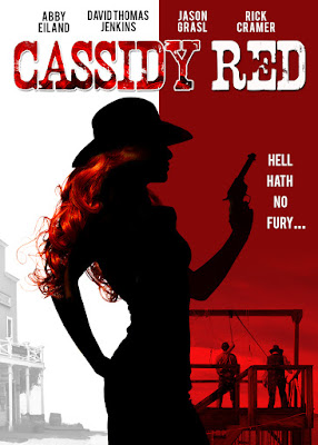 Cassidy Red Poster