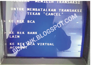 Cara Transfer Uang dari ATM BCA ke Bank Lain Terbaru