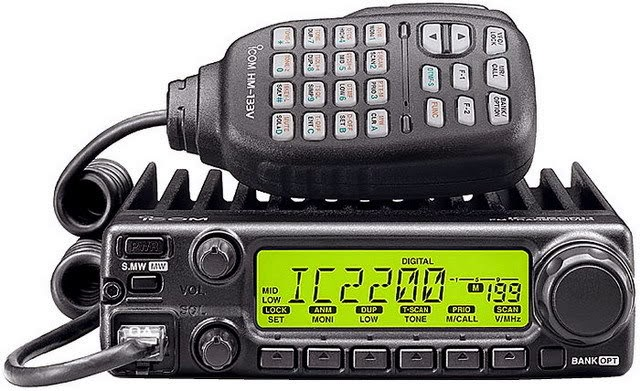 Arti dan Perbedaan  UHF  VHF Pada Radio