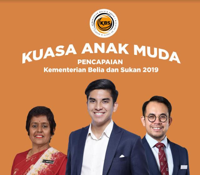 Senarai Pencapaian Setiap Kementerian Kerajaan Sepanjang 2019