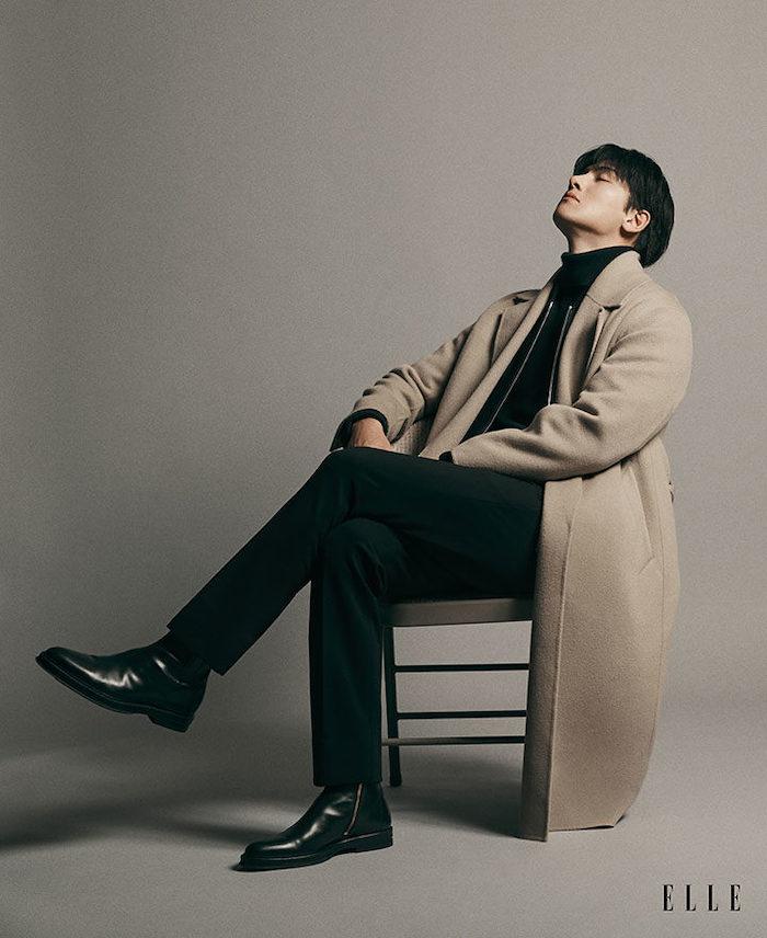 Ji Chang Wook, 지창욱, Ji Chang Wook Elle, Ji Chang Wook 2020