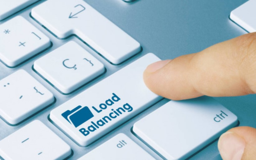cara mengatur load balancing
