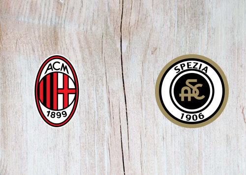 Milan vs Spezia -Highlights 04 October 2020