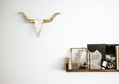 How To Decorate with Faux Taxidermy