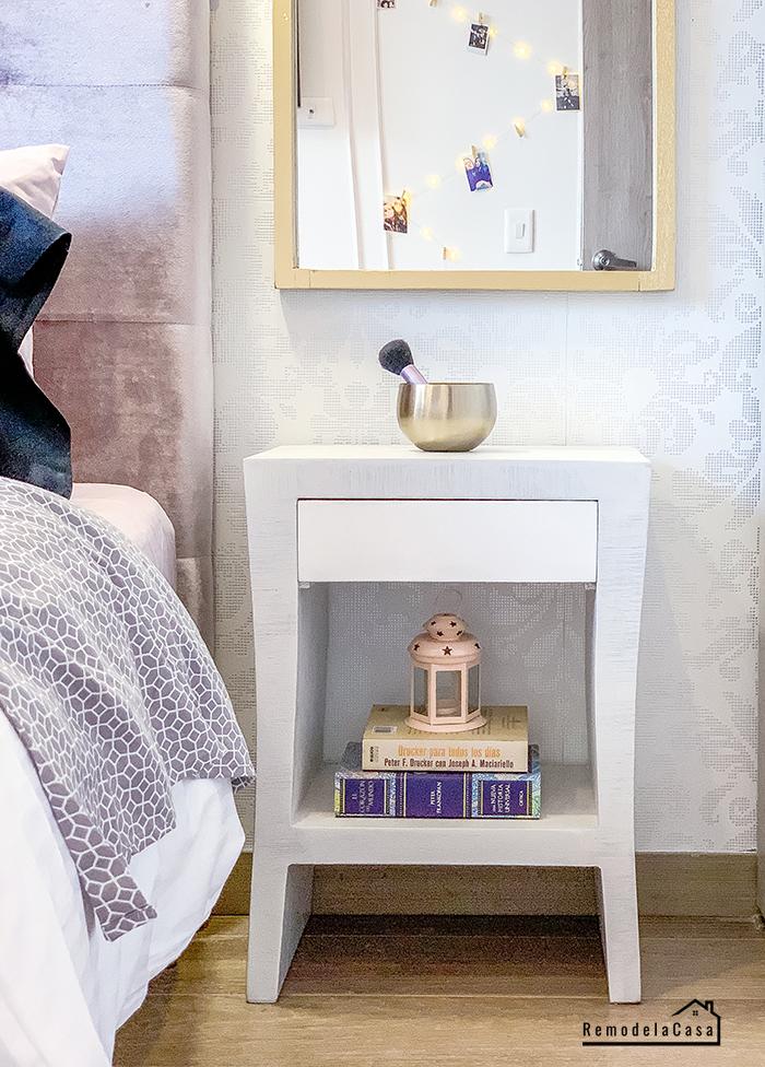 skinny tall nightstand