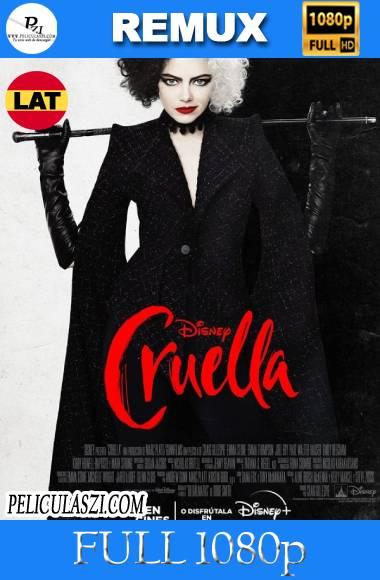 Cruella (2021) Full HD REMUX 1080p Dual-Latino VIP