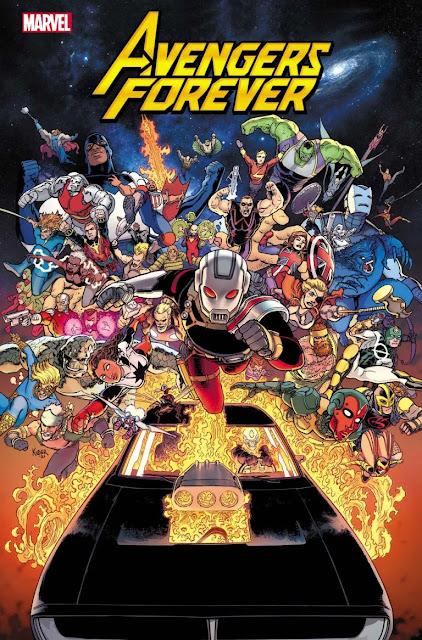 Avengers Forever # 1