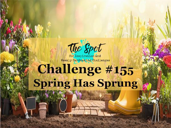 Challenge #155 - Spring has Sprung
