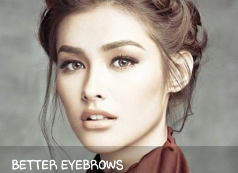 6 tips for eyebrows