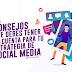5 Consejos que debes tener en cuenta para tu estrategia de #SocialMedia 2019